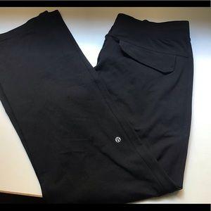 Lululemon Men's Black Sweatpants Large